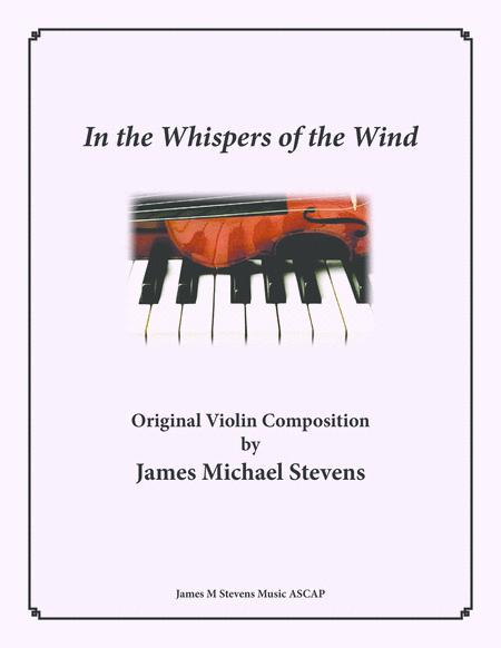 In the Whispers of the Wind - Romantic Violin & Piano