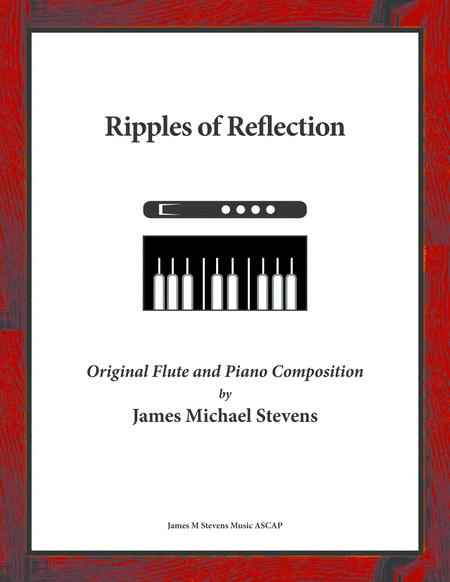 Ripples of Reflection - Flute and Piano
