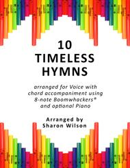 10 Timeless Hymns for Voice and 8-note Boomwhackers®