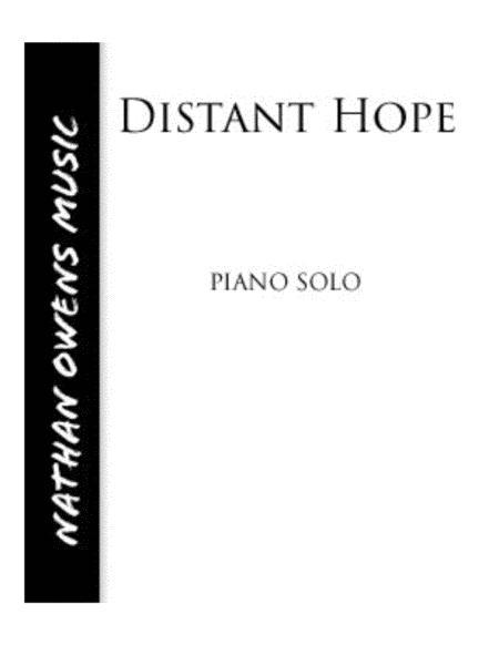 Distant Hope - Piano Solo