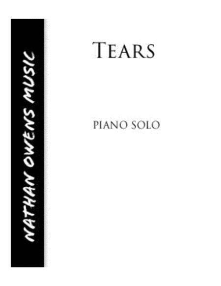 Tears - Piano Solo