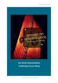 Knockin ' On Heaven's Door - Bob Dylan Cover - Lever Harp art Eve McTelenn