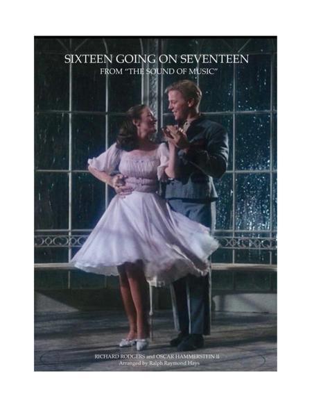 Sixteen Going On Seventeen (for string quartet)