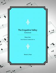 The Engadine Valley - original piano solo