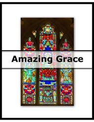 Amazing Grace - Vocal Duet