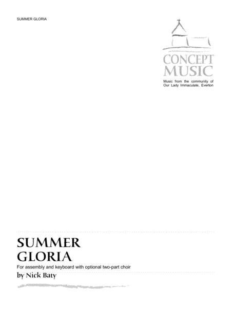 Summer Gloria