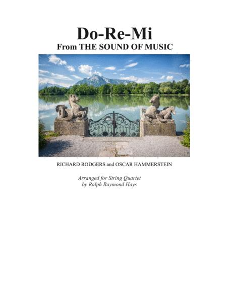 Do-Re-Mi (for string quartet)