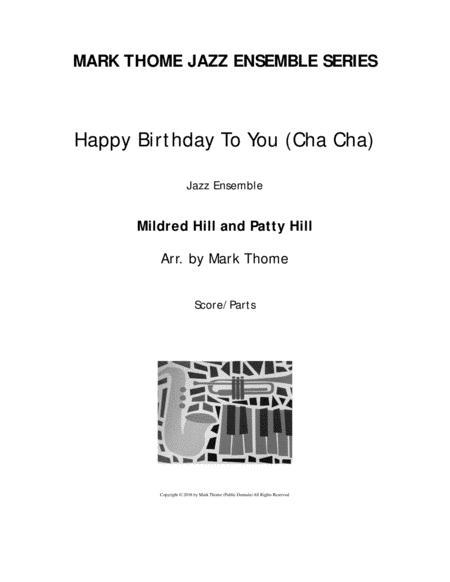 Happy Birthday To You (Cha Cha)