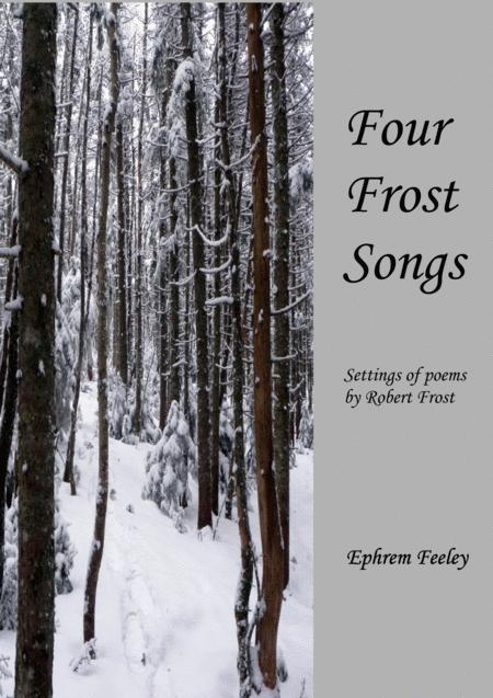 Four Frost Songs