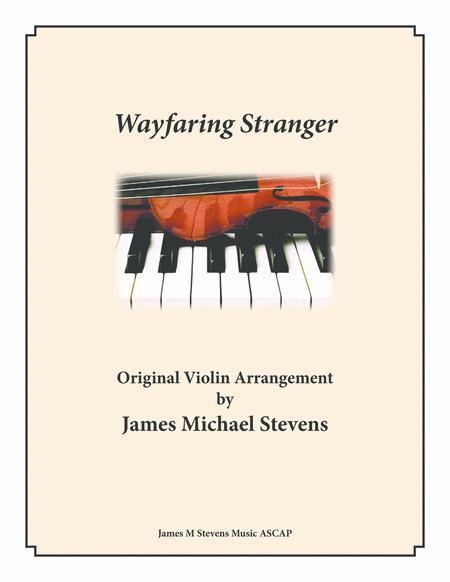Wayfaring Stranger - Slow Jazz Violin & Piano