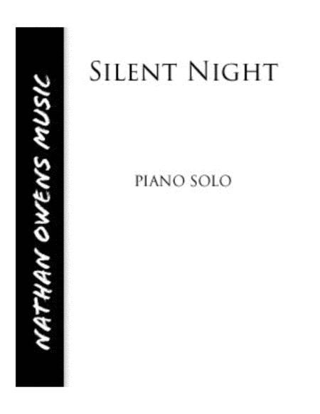 Silent Night - piano reduction