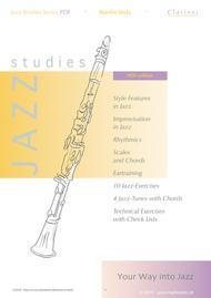 Jazz Studies Clarinet PDF-Edition