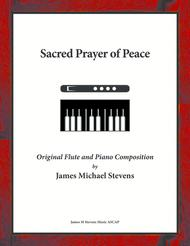 Sacred Prayer of Peace - Flute & Piano