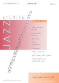 Jazz Studies Flute PDF-Edition