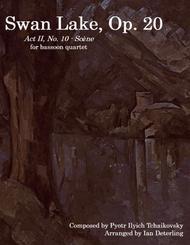 Swan Lake (for Bassoon Quartet)
