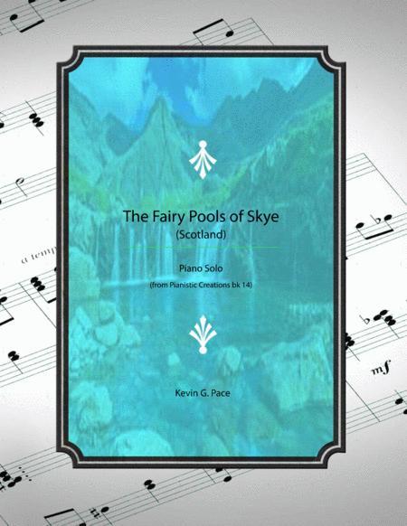 The Fairy Pools of Skye (Scotland) - original piano solo