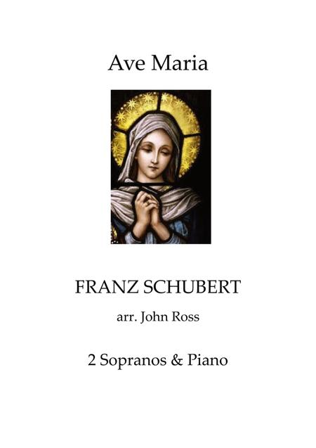 Ave Maria (Schubert) (Vocal duet)