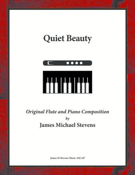 Quiet Beauty - Flute & Piano