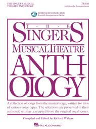 The Singer's Musical Theatre Anthology: Trios - Book/Online Audio