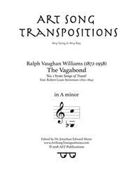 The Vagabond (A minor)