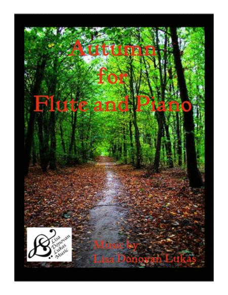 Autumn for Flute and Piano