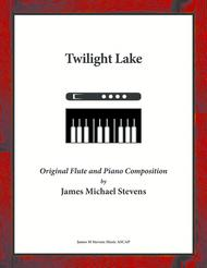Twilight Lake - Flute & Piano
