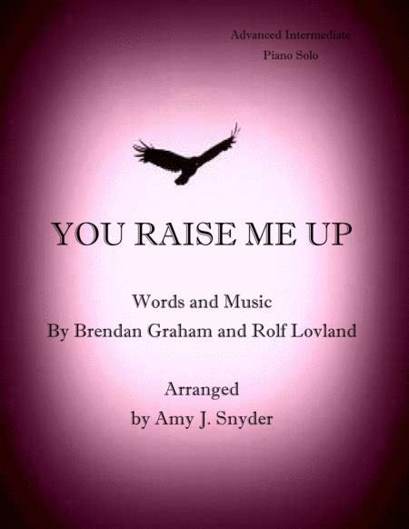 You Raise Me Up, piano solo