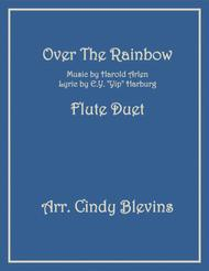 Over The Rainbow (from The Wizard Of Oz), arranged for Flute Duet