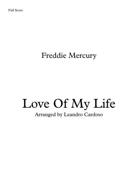 Love Of My Life - Brass Quintet