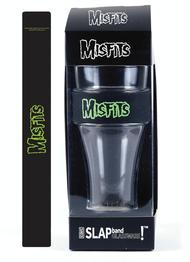 Misfits Slap Band Single Pint Glassware