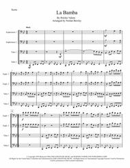 La Bamba - Tuba/Euphonum Quartet