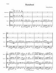 Runabout - Tuba/Euphonium Quartet