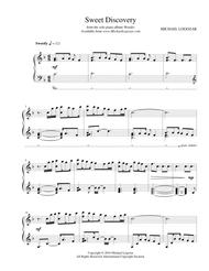 Download Sweet Discovery Sheet Music By Michael Logozar