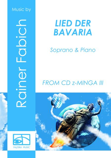 LIED DER BAVARIA - Song of Bavaria for Soprano and Piano