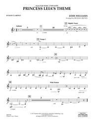 Princess Leia's Theme - Bb Bass Clarinet