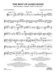 The Best of James Bond - Eb Alto Saxophone 1