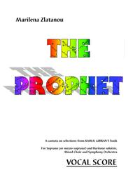 THE PROPHET (on excerpts from Kahlil Gibran's book)