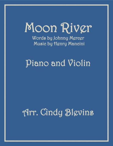 Moon River, for Piano and Violin