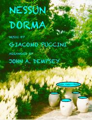 Nessun Dorma (Trio for Violin, Cello and Piano)