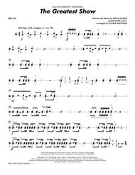 Download The Greatest Show - Drums Sheet Music By Pasek