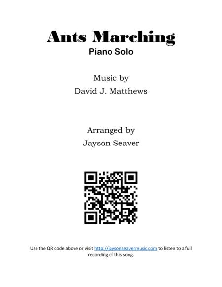 Ants Marching