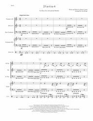 25 Or 6 To 4 (g minor)
