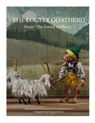 The Lonely Goatherd from the Sound of Music (for clarinet quartet)