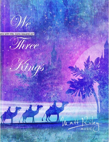 We Three Kings - Violin and Piano