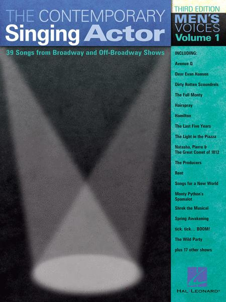 Contemporary Singing Actor: Men's Voices - Volume 1 - Third Edition