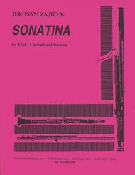 Sonatina For Fl, Cl, & Bsn