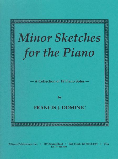 Minor Sketches for the Piano