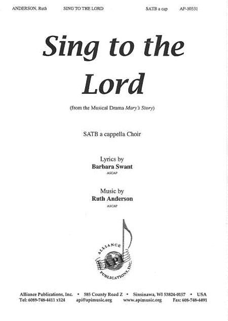 Sing to the Lord a Song