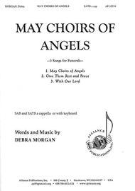 May The Choirs Of Angels Sheet Music By Debra Morgan - Sheet