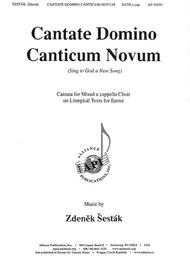 Cantata Domino Canticum Novum